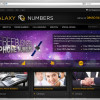 Galaxy Numbers