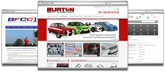 Web Design Witham Essex